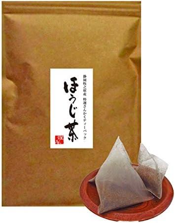 静岡お茶のだいさん 静岡牧之原産特選ほうじ茶5g50個パック