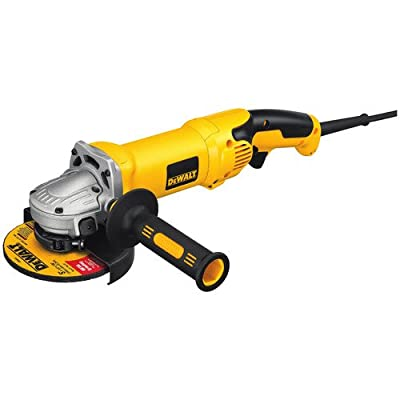 Factory-Reconditioned Dewalt D28116R 13 Amp 6 in. Angle Grinder with Trigger Grip