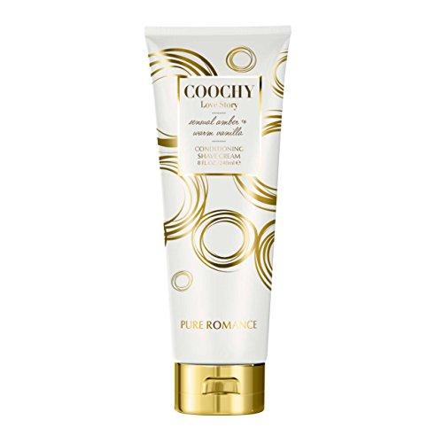 Pure Romance Coochy Rash-Free Shave Cream- Love Story