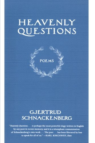 Heavenly Questions: Poems