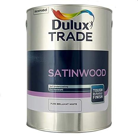 Dulux Trade Satinwood PBW 1L