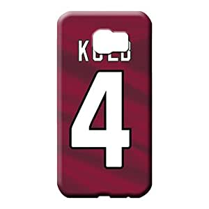 samsung galaxy s6 Attractive Durable Perfect Design phone cover shell arizona cardinals nfl football