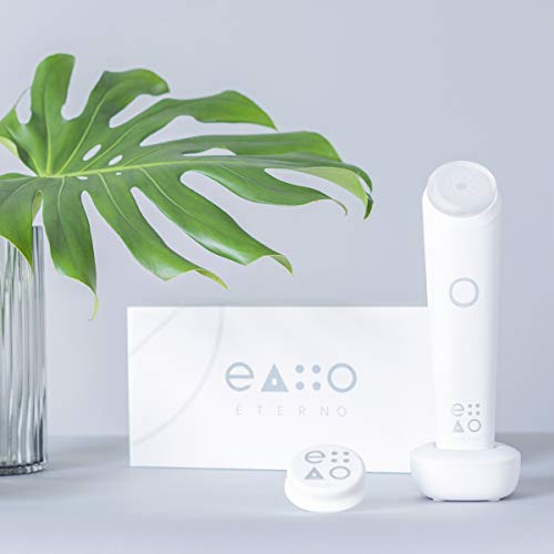 Eterno LED At Home Anti-Aging Skin Care Device for Treating Wrinkles & Collagen Production - FDA approved - Younger looking skin in as little as 4 weeks
