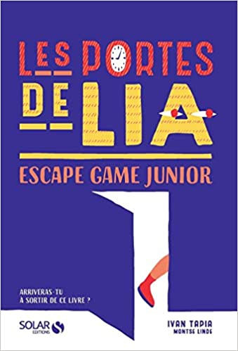 Les Portes De Lia Escape Game Junior 9782263155994