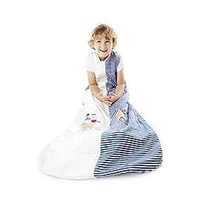 Slumbersafe Toddler Sleeping Bag 2.5 Tog - Pirate, 18-36 Months/Large