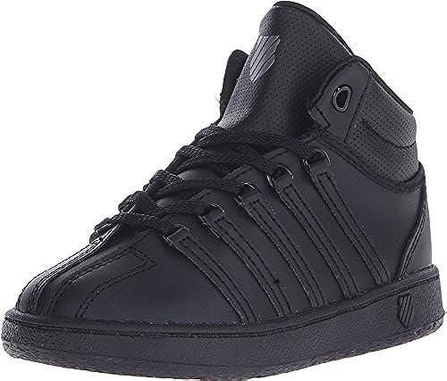 07. k-SWISS Classic VN Mid Sneaker (Little Kid/Big Kid)