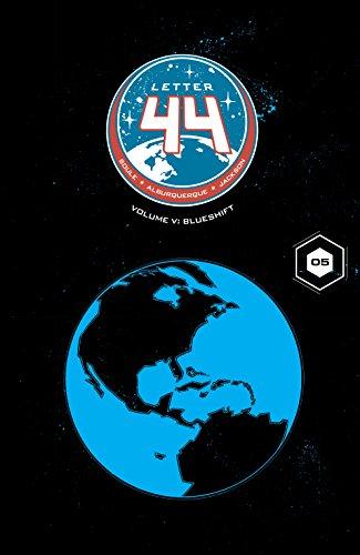 Letter 44 Vol. 5: Blueshift