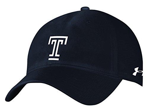 Ncaa Cap Black (Under Armour NCAA Notre Dame Fighting Irish Adult Unisex NCAA airvent Adjustable Cap, One Size, Black)