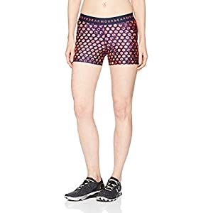 Under Armour Women's HeatGear Armour Printed Shorty