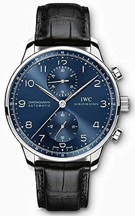 buy popular 7cacf d8a02 Amazon | IWC IWC ポルトギーゼ クロノグラフ オートマチック ...