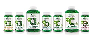 Soria Natural Verde de Alfalfa - 240 Capsulas