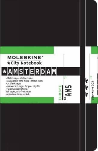 Moleskine City Notebook Amsterdam