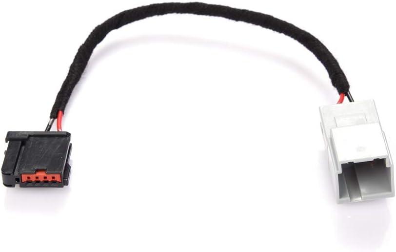 Fit for Ford SYNC 2 to SYNC 3 USB Media Hub Power Harness Adapter Apple Carplay (GEN 2B) SYNC 3 Retrofit USB Hub Wiring Adapter