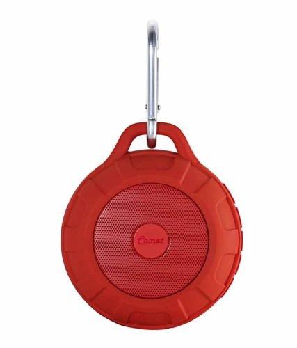 Portronics Comet POR 194 Portable Bluetooth Speaker – Red