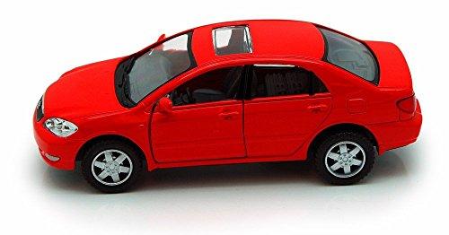 "/""5099/"" BLUE   TOYOTA  COROLLA DIE CAST CAR TOY 1//36 SCALE"