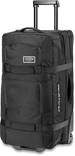 Dakine Unisex Split Roller Wheeled Travel Bag, 85l, Black (Top 10 Soap Brands In India 2017)