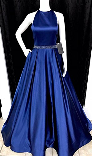 Party A Purple Backless DreHouse Women's Long 16 Gowns 2018 Line Dresses Beaded Sweet Prom Hwn8qxC