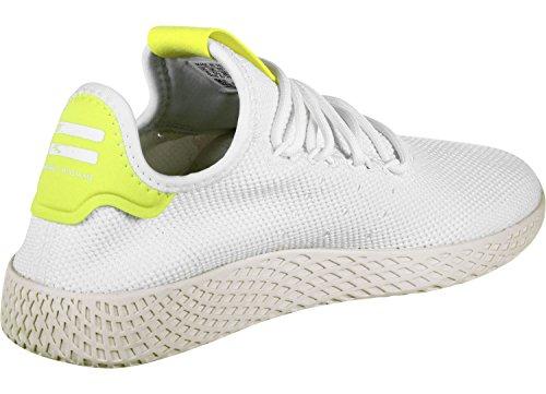 Hu Pw Adidas J Chaussures 000 Blatiz ftwbla Tennis Unisex Blanc Ftwbla Fitness q5OOt