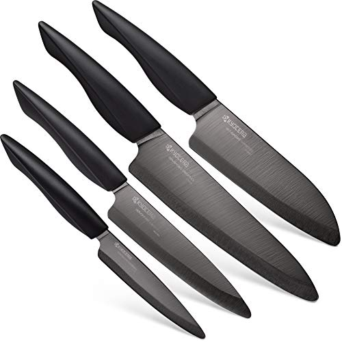 Kyocera Innovation Series 4-Piece Ceramic Knife Set; 7