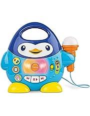 WinFun Karaoke Pinguin ColorBaby 44754