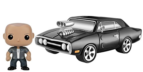 Funko Pop Rides: Fast & Furious-Charger Action Figure ()