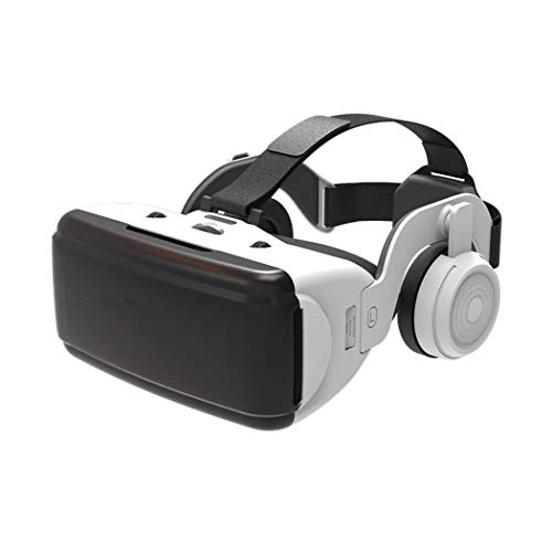 Cidere VR Headset,Virtual Reality Headset,VR 3D Glasses for TV, Movies & Videal o Gam VRes - VirtuReality Glasses VR Goggles for Phones Within 4.7-6.0 inch