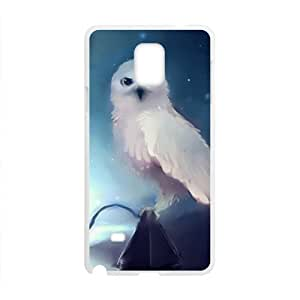 Harry potter white dove Cell Phone Case for Samsung Galaxy Note4