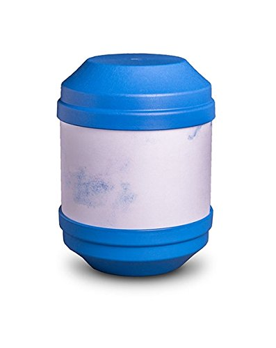 legendURN Urna Biodegradable escribible con Lapiz Azul: Amazon.es ...