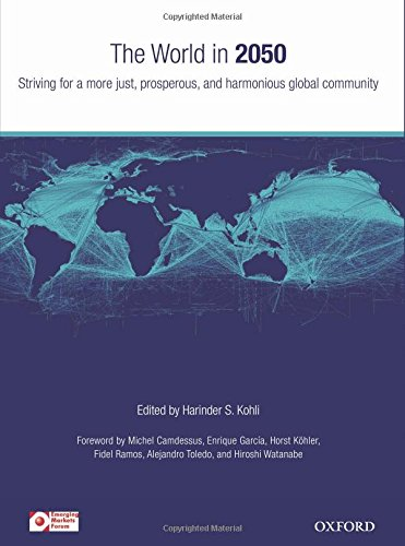 The World in 2050: Striving For a More Just, Prosperous, and Harmonious Global Community