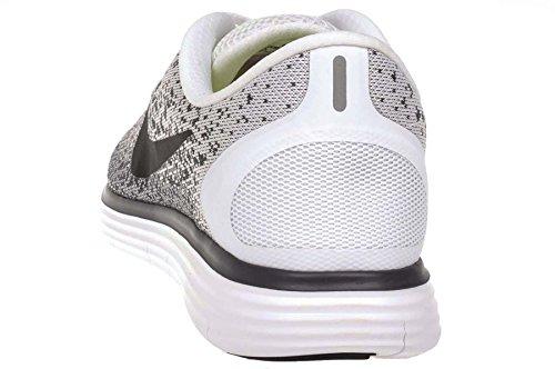 antracite Nike scuro Free uomo running da Grigio Nero Scarpe Distance Bianco da da Rn corsa rrqS6wO