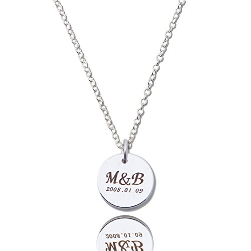 custom name necklace for men - 1