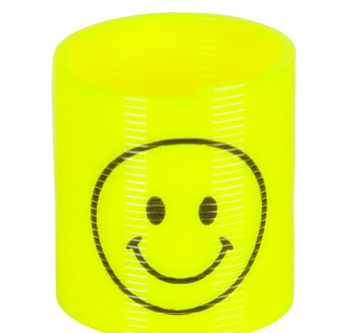 1.38'' SMILEY FACE COIL SPRING, Case of 1200