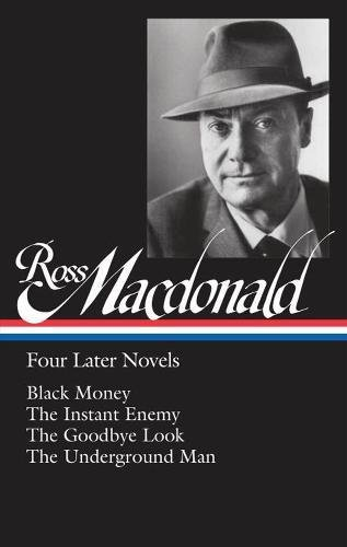 Ross Macdonald: Four Later Novels (Library Of America)