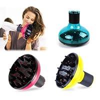 takestop® DIFFUSORE UNIVERSALE plastica PER PHON PHONE ASCIUGACAPELLI DIFFUSORI CAPELLI PROFESSIONALE colore casuale