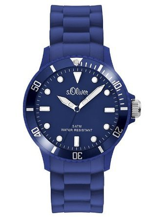 s.Oliver SO-2577-PQ - Unisex Watch