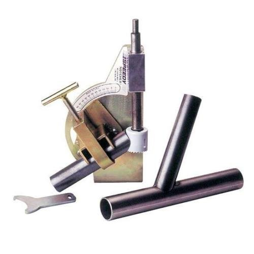 New Motors 40-90 degree Notcher Tubing Notching Tool, 9/16