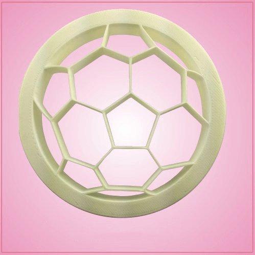 Detallada balón de fútbol molde para galletas: Amazon.es: Hogar