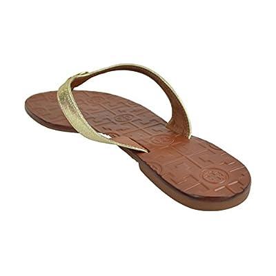 Torry Burch Women's Thora Flat Thong Sandal