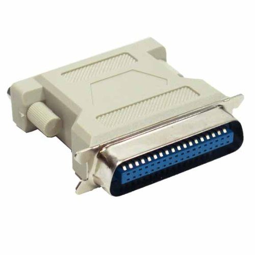 SF Cable, DB25 Female to CN36 Male Printer Adapter