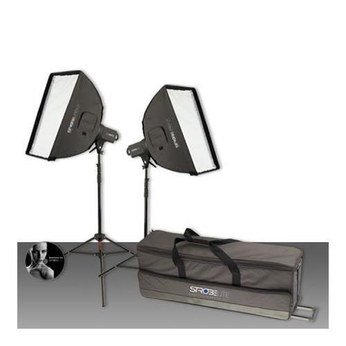 Photo Basics Strobelite - Westcott 230 Strobelite Plus Two Light Kit