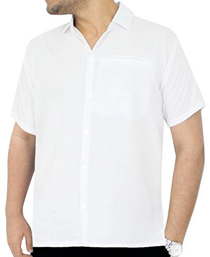 Leela Hawaiian Shirt Sleeve Button