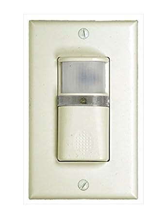 Westgate ym2108-t-w vacantes y ocupación Sensor interruptor de pared, 3 way, ajustable