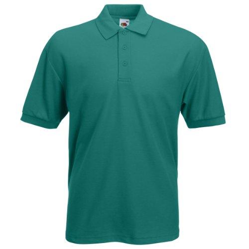 65/35 Polo XXL,Emerald
