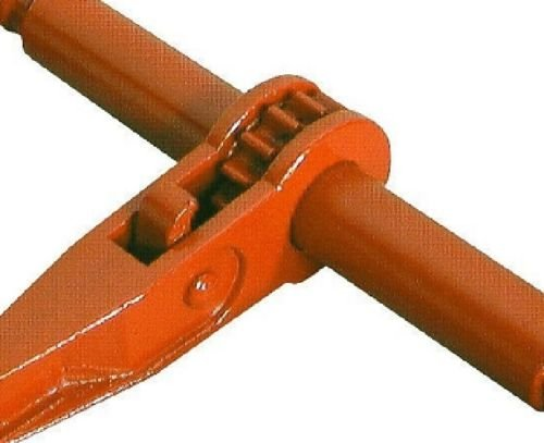 GHP Pack of 4 Chain Ratcheting 5/16''-3/8'' Load Binder Boomer Tie Down Rigging by Globe House Product (Image #3)