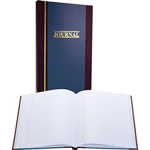 (Wilson Jones S30015R Account Book, Record-Ruled, 150 Pages, 11-3/4-Inch x7-1/4-Inch, Blue)