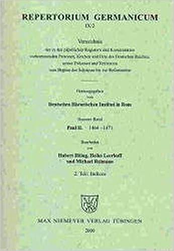 Book Indices (German Edition)