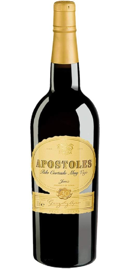 Apóstoles Palo Cortado muy viejo - Vino DO Jerez - 750 ml