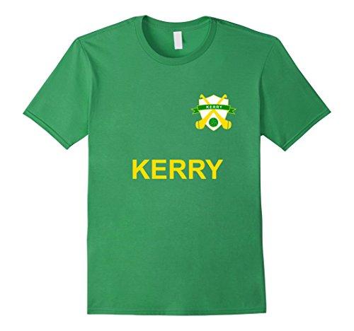 Mens County Kerry GAA Gaelic football sports Jersey Small Grass