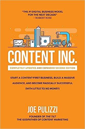 content inc book by joe pulizzi
