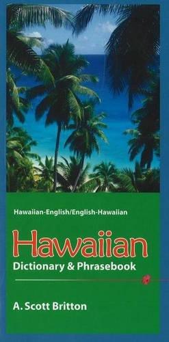Hawaiian Dictionary And Phrasebook  Hawaiian English English Hawaiian